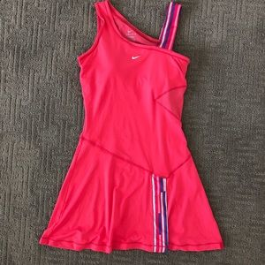 Nike Dresses - Nike Pink Tennis Dress